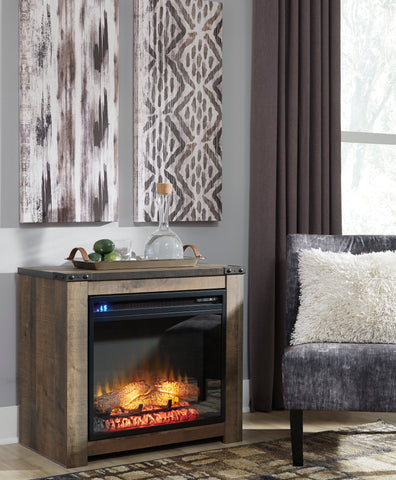 Trinell Small Fireplace