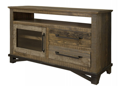 Loft Brown TV Stand
