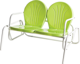 Bellaire Heavy Duty Metal Double Glider-11 Colors
