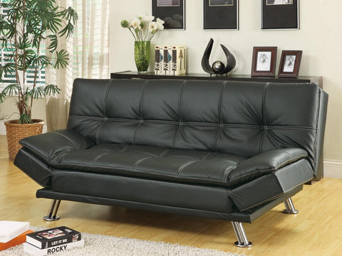 Coaster Black Sofa Bed #300281