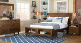 Oxford Loft King Bed