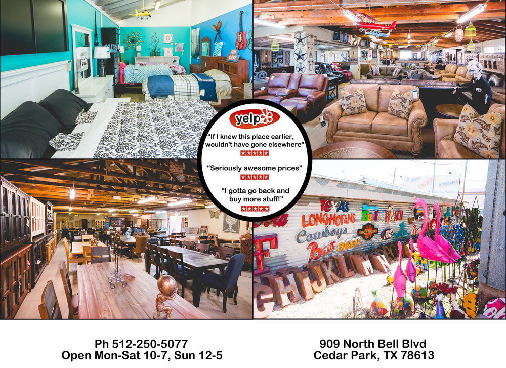 furniture stores austin
