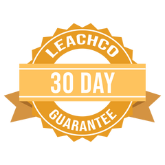 Leachco 30 Day Guarantee