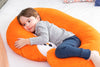 Snoogle Jr Child Size Body Pillow Fox Awake