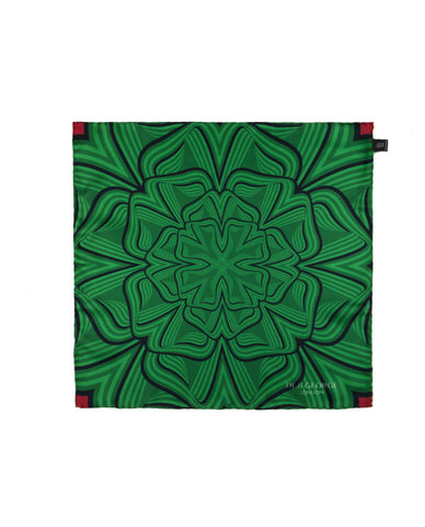 Lotus Bomb- Green & Red