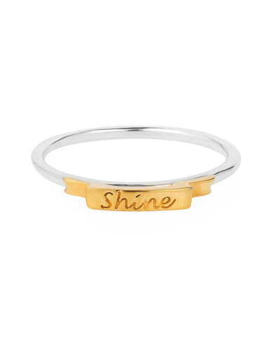 Shine Ring - Gold