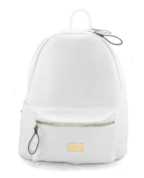 Chelsea White Backpack