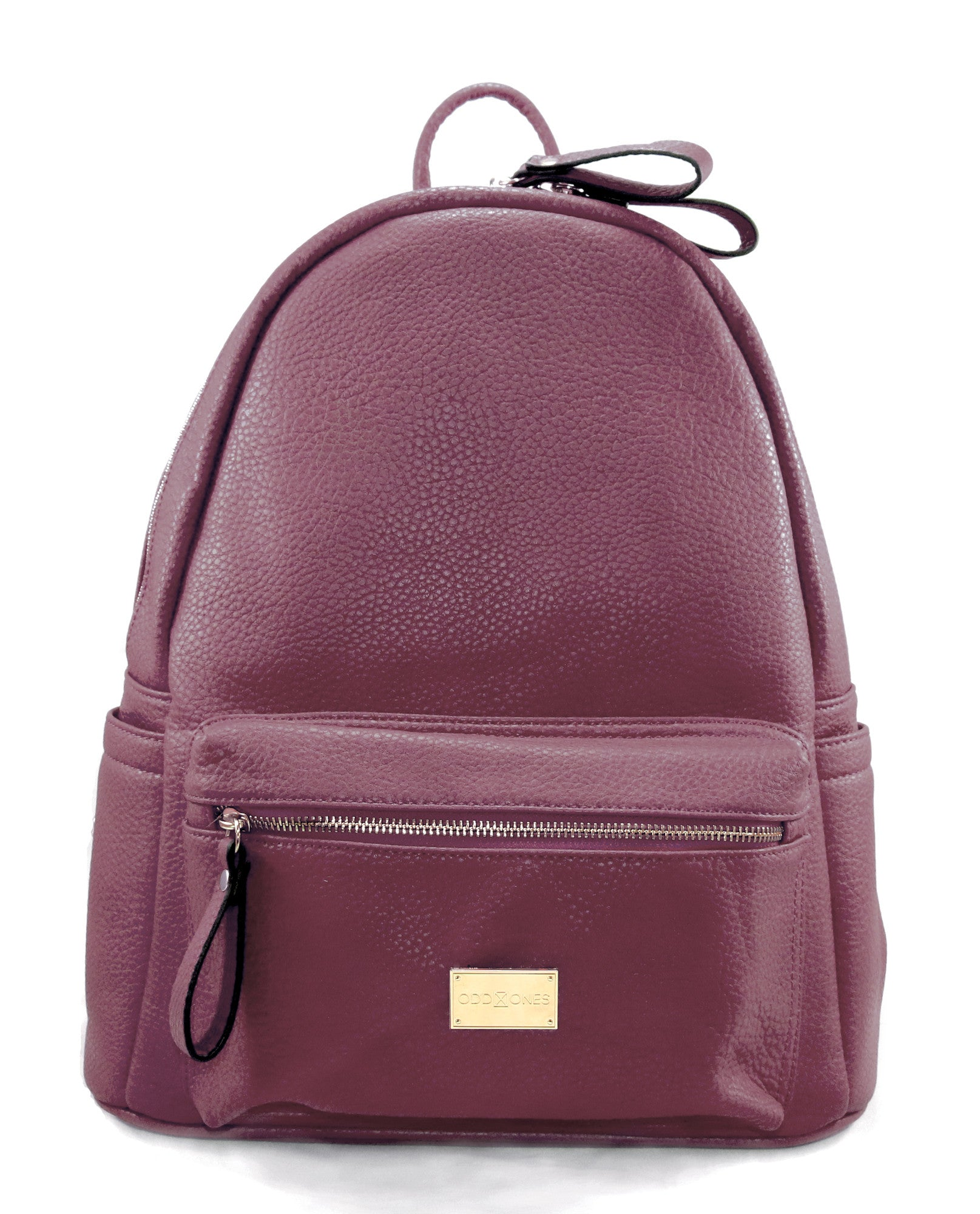 Knightsbridge Purple Backpack