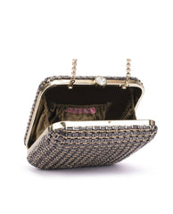 ruche & hues - Metallic Bling Minaudière (Limited Edition) - The Velvet Closet - 5