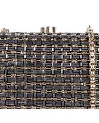 ruche & hues - Metallic Bling Minaudière (Limited Edition) - The Velvet Closet - 2