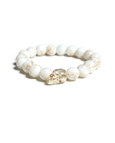 Blanc Golden Shadow Bracelet