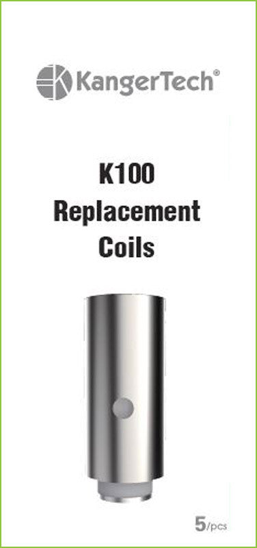 K100 Replacement Coils