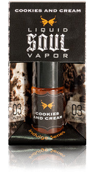Cookies and Cream 15ML