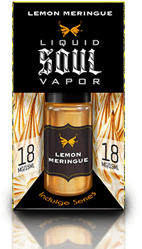 Lemon Meringue 15ML
