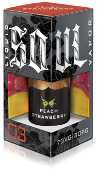 Peach Strawberry 30ML