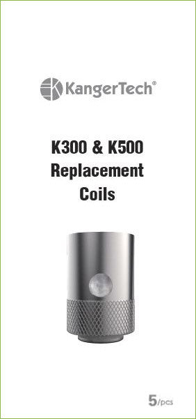 K300 & K500 Replacement Coils