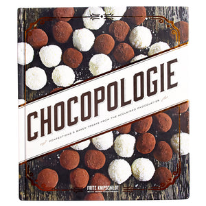 Chocopologie Book
