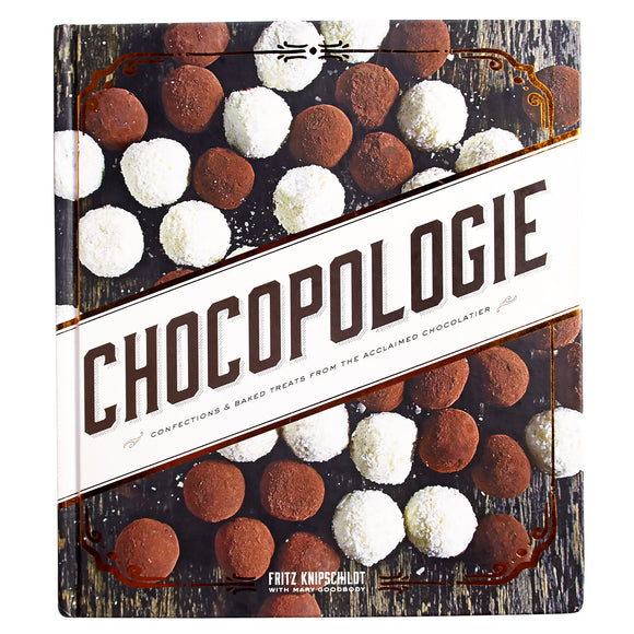 Chocopologie Book - House of Knipschildt Artisan Chocolates