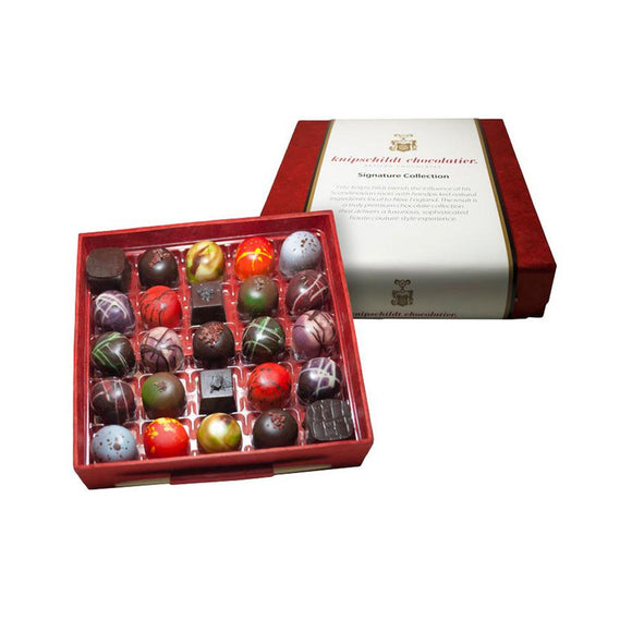 Large Signature Collection - 25 Piece - House of Knipschildt Artisan Chocolates