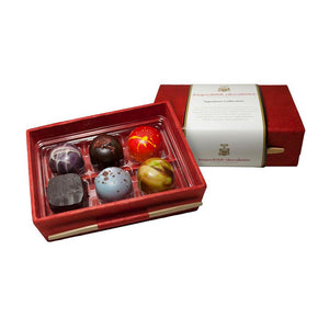 Small Signature Collection - 6 Piece - House of Knipschildt Artisan Chocolates