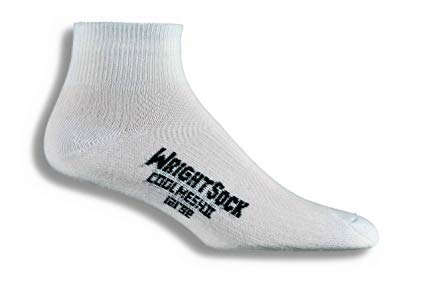 Wrightsock Coolmesh II (Quarter Socks)