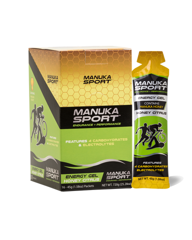 Manuka Sport Energy Gel - Single Serve