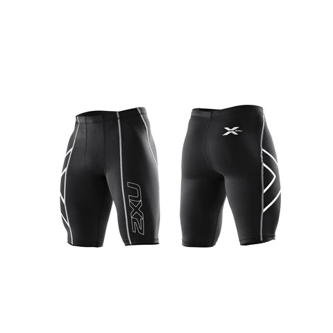 2XU Men's Compression Short: Black