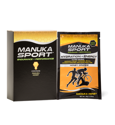 Manuka Sport Hydration+Energy - Single Serve