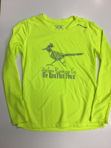 Brooks LS Running Tee (Women)