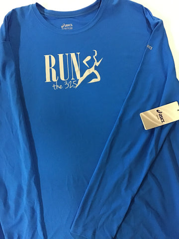 Asics Ready Set LS Running Tee (Men)