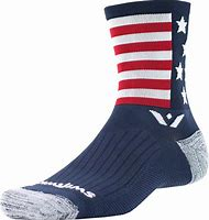 Swiftwick Crew Running Sock