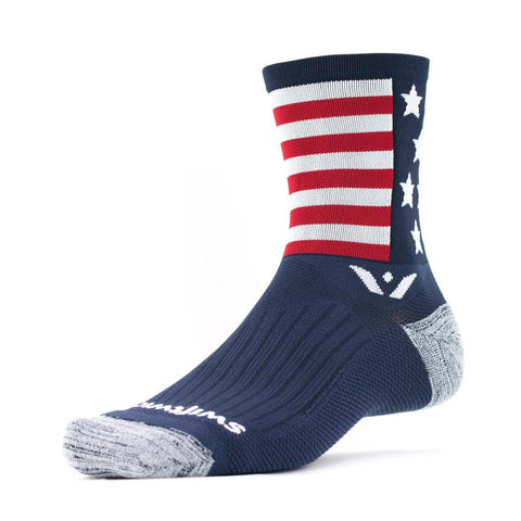 Swiftwick U.S.A. Crew Sock