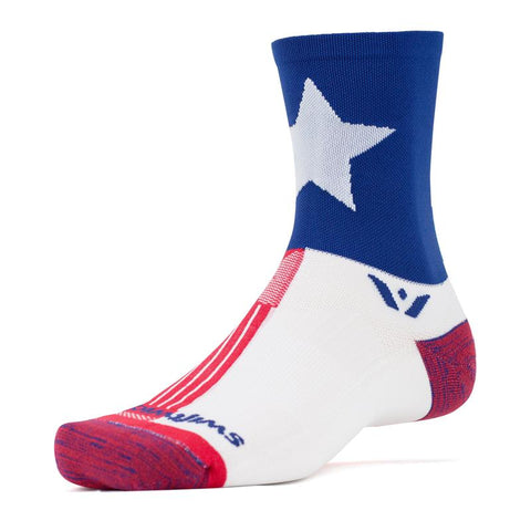 Swiftwick Texas Crew Sock