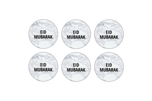 Eid Sticker Pack - Marble
