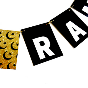 ramadan party banner decoration