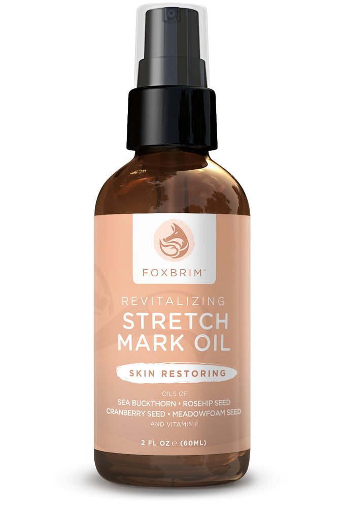 Revitalizing Stretch Mark Oil