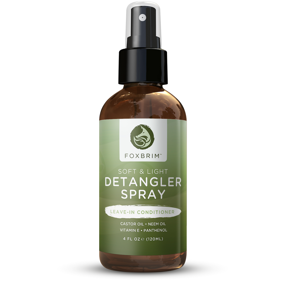 Soft & Light Detangler Spray