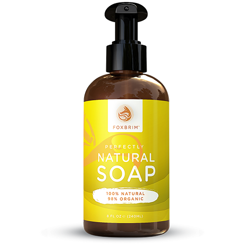 Perfect Natural Soap & Wash