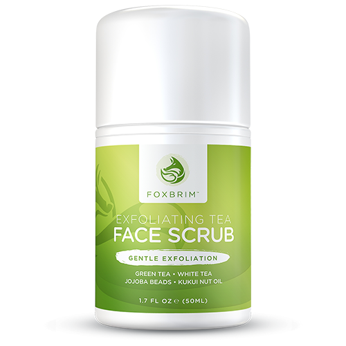Exfoliating Tea Face Scrub
