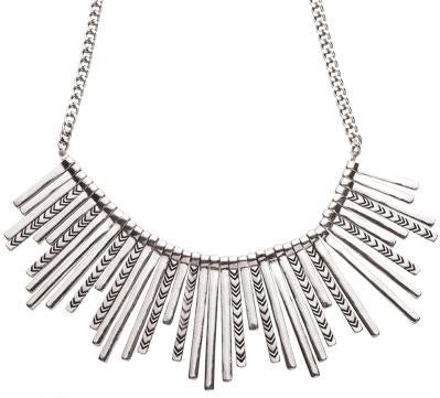 Pl-Sterling Necklace