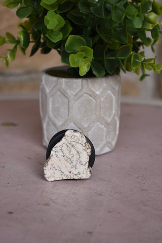 Stone Pop Socket Phone Grip