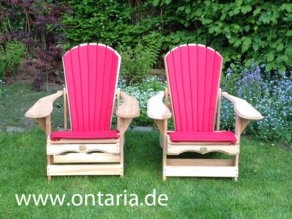 Adirondack Chair: Original Bear Chair Comfort Recliner
