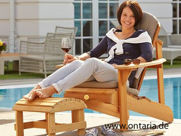 Adirondack Chairs, Original Bear Chairs, Barrel Saunas