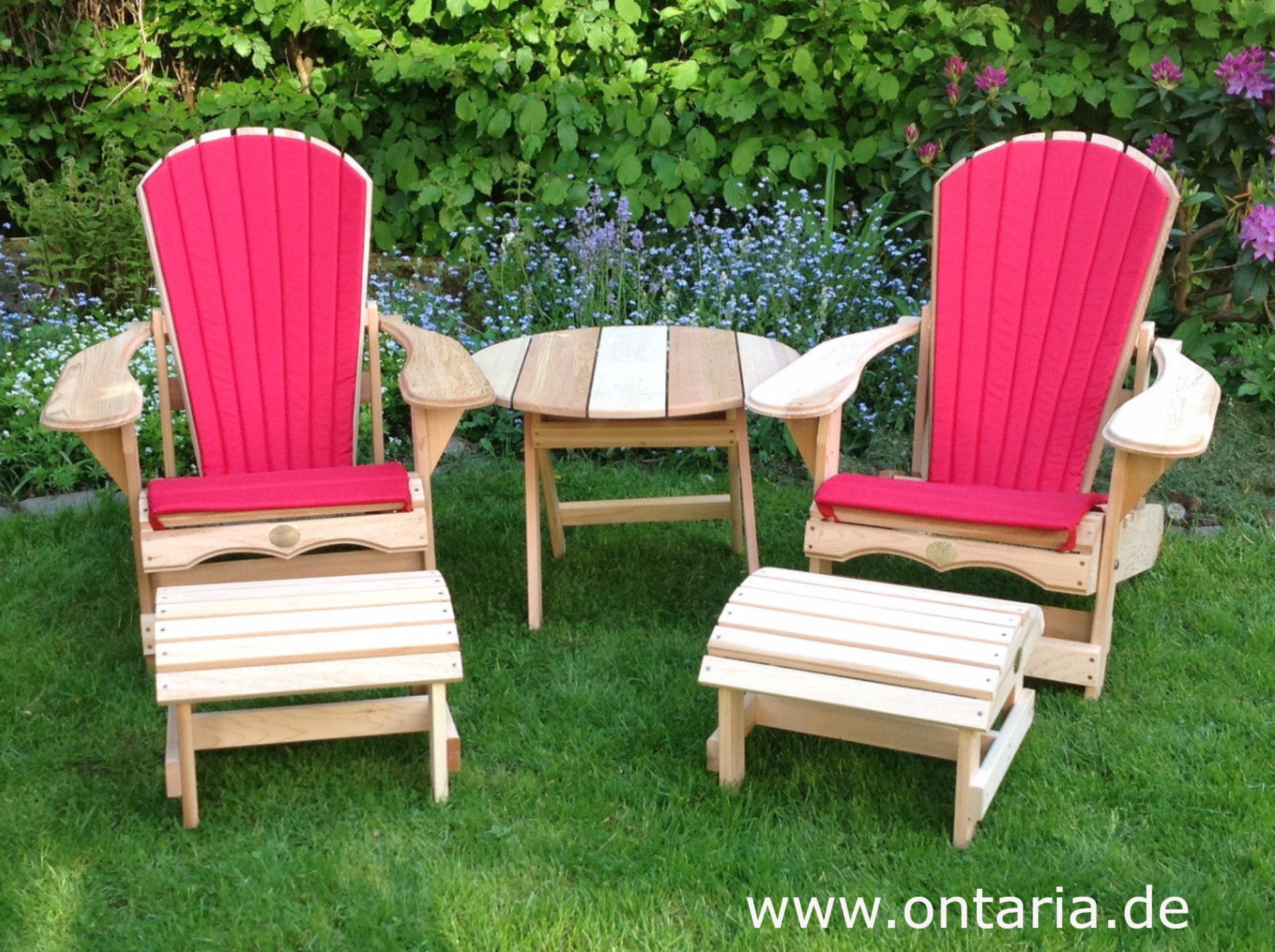 Adirondack Chair Folding Original Bear Chair ONTARIA EU