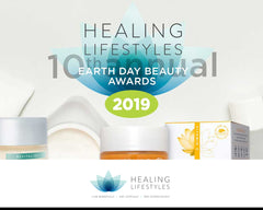 Healing Lifestyles Earth Day Awards 2019 : Zyderma Winner
