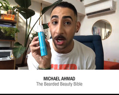 Michael Ahmad : The Bearded Beauty Bible : One Minute Review