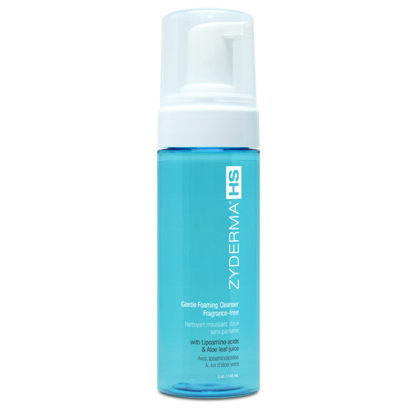 NEW!<BR>Gentle Foaming Cleanser<BR>5 OZ / 150ml