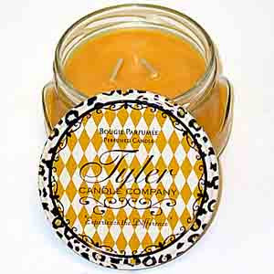 Tyler Candle 11 Oz. Jar - Homecoming