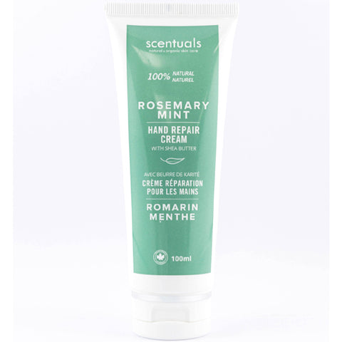 Scentuals Hand Repair Cream 100 ml - Rosemary Mint