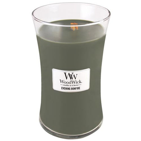 Woodwick Candle 22 Oz. - Evening Bonfire